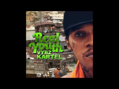 Vybz Kartel - Real Youth (Official Audio) | 21st Hapilos Digital Productions (2016)