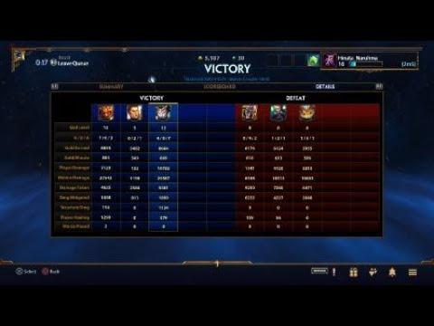 10 Minute Joust Match-Medusa/4-0-7:SMITE