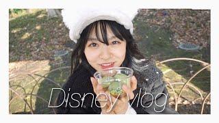 【vlog】友達とディズニーシーに行ったよ🚢🗺【2019年12月版】