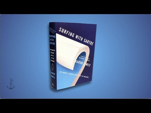 Surfing with Sartre by Aaron James | now on sale