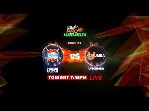 27th Aug: Puneri Paltans vs U-Mumba & Bengaluru Bulls vs Jaipur Pink Panthers