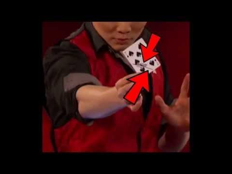 Shin Lim on Penn & Teller: Fool Us (Exposed / Revealed)