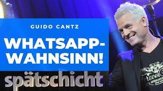 Guido Cantz über WhatsApp und unsere To Go-Mentalität