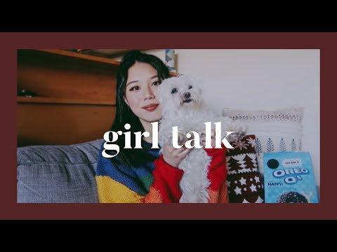 Girl Talk 💫Falling out of Love & Sex before Marriage - 동영상