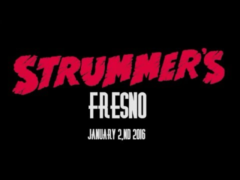 he.cried.wolf - Intro/True Grit LIVE @ Strummers Fresno