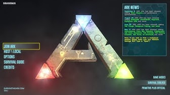 How to admin log on Ark