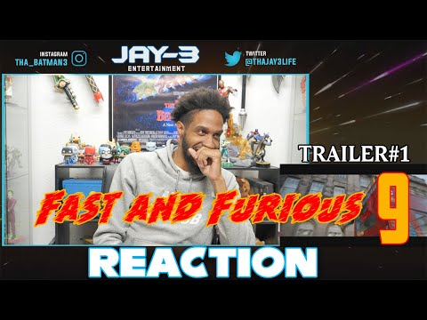 Fast And Furious 9 Trailer #1 Reaction