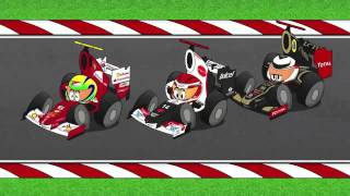 MiniDrivers - Chapter 4x01 - 2012 Australian Grand Prix