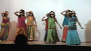 Kids KVPS 2010 Bollywood dance mix.wmv