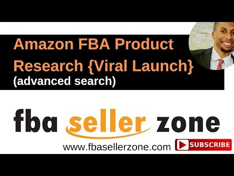Amazon - How to Use Viral Launch EFFECTIVELY - Product and Bundle Search 2019 thumbnail