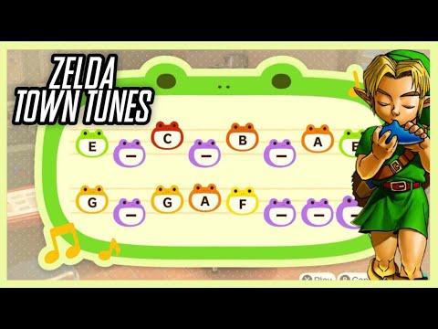 Animal Crossing: New Horizons - Zelda Town Tunes