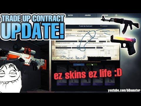 Cs go trade up contract to knife стоимость м4а4 грифон в кс го