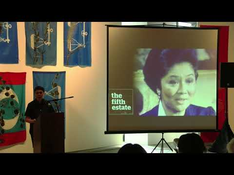 Beautiful, Brutalist Imelda Marcos: Parks, Pageants, Photographs, Palaces