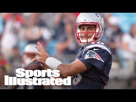 Jimmy Garoppolo Filling in for Tom Brady for The Patriots | MMQB | Sports Illustrated