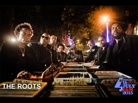 The Roots w/ CeeLo Green - Live in Philadelphia July 4th 2015 (Part 3)