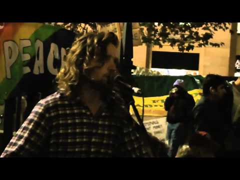 Will Varley - They Wonder Why We Binge Drink - Live at Occupy London