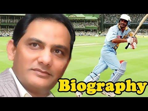 Mohammad Azharuddin - Biography