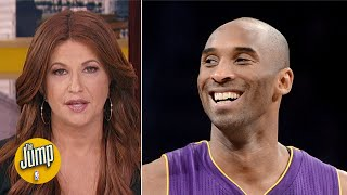 Rachel Nichols' heartfelt tribute to Kobe Bryant | The Jump