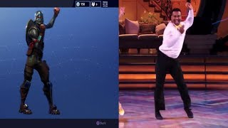 Fortnite Fresh Dance Reference! (Side By Side)