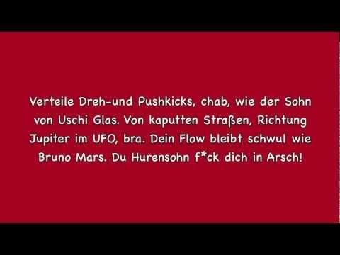 Kollegah ft. Farid Bang & Haftbefehl - Kobrakopf Lyrics