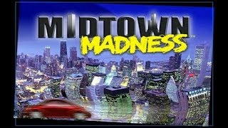 MIDTOWN MADNESS - ÇA PIQUE LES YEUX - GAMEPLAY (PC)