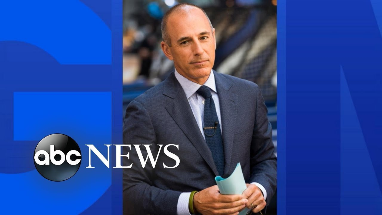 NBC News' 'Today' addresses former host Matt Lauer's attack on ...