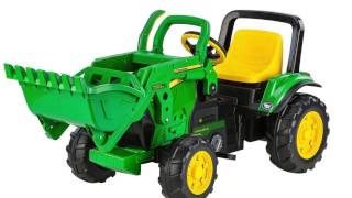 Official Kids Electric John Deere Toys