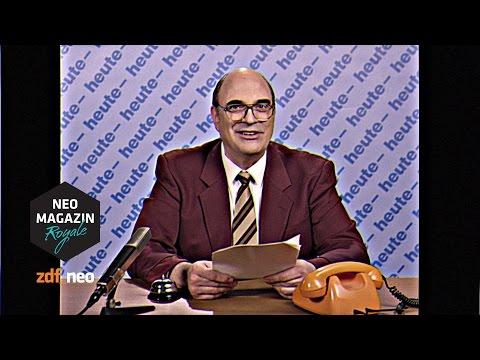 heute- vom 26. November 2015 | NEO MAGAZIN ROYALE mit Jan Böhmermann - ZDFneo