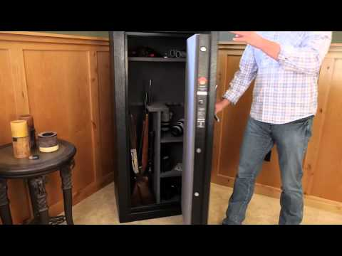 Rhino and BIGHORN Safes - YouTube