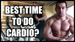 Best Time To Do Cardio To Burn Fat?