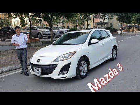 (Đã bán) Mazda 3 1.6 A/T 2010   Xe nhập, dáng thể thao   Option nhiều