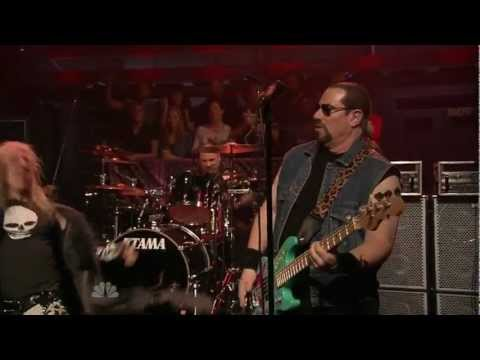 Twisted Sister - We're Not Gonna Take It (Live, 2011) HD