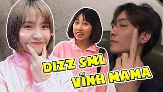 """""""Cặp Đôi BEECHU"""" Rap Dizz SML Vĩnh Hằng TV - 'Bóc Phốt' VH Trong Ngày Sinh Nhật TQT"""