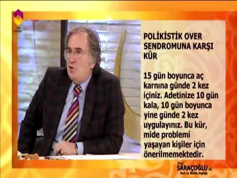 Polikistik Over Sendromuna Karşı Kür - TRT DİYANET