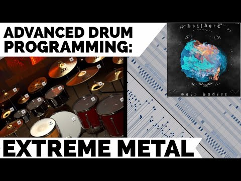 Advanced Drum Programming Tutorial: Extreme Metal thumbnail