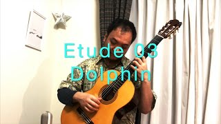 Etude 03 Dolphin ドルフィン  (composed and played by Daisuke Suzuki)