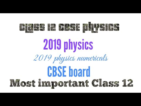 CBSE board physics class 12 very important numerical Ray optics Most  important questions CBSE board