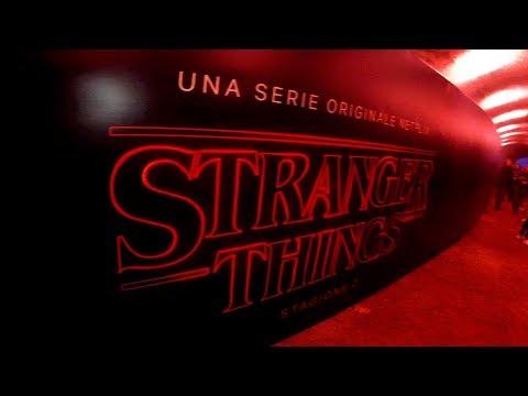 Stranger Things Experience a Lucca Comics è un'esperienza imperdibile che abbiamo provato per voi!!!