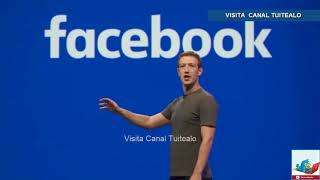 Cae valor de Facebook tras revelerse filtración masiva de datos Video