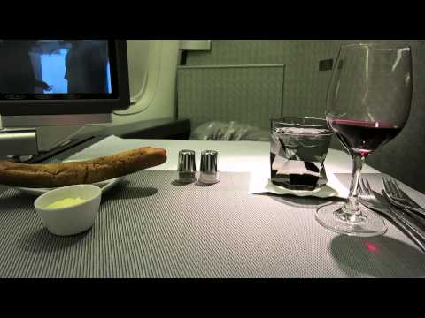 AA997 DFW-EZE American Airlines First Class Dallas to Buenos Aires Boeing 777-200