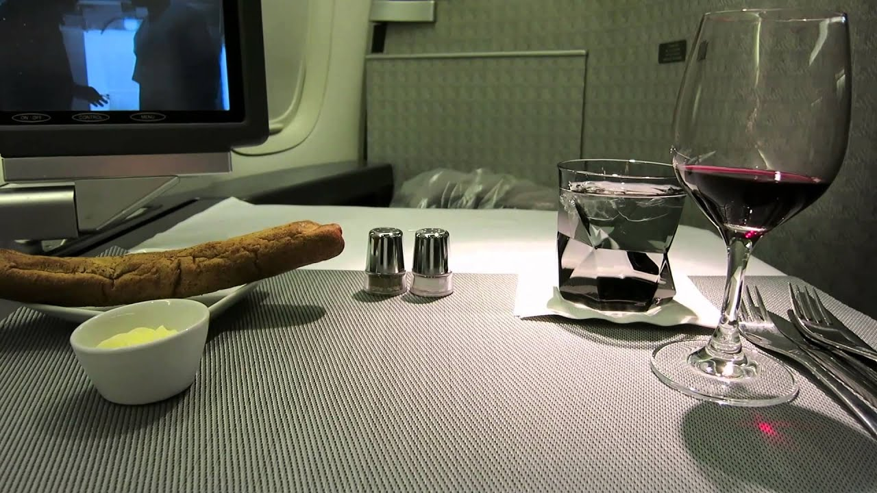 Aa997 Dfw Eze American Airlines First Class Dallas To