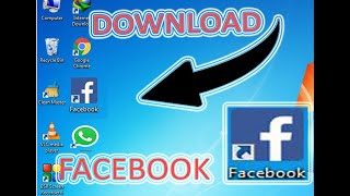 How to Download Facebook app in PC-Laptop 2021 || Download Facebook in PC Windows 10,8,7 screenshot 4