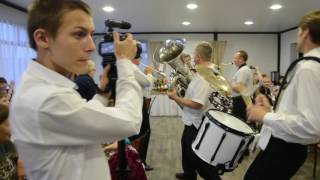 оркестр на свадьбе в Подгородке
