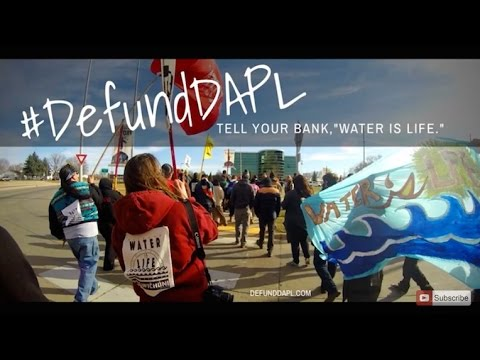 Here's How You Defund the Dakota Access Pipeline