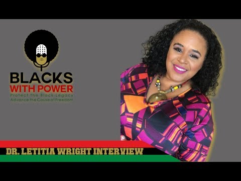 Download Youtube: Crowdfunding the Black Revolution with Dr. Letitia Wright