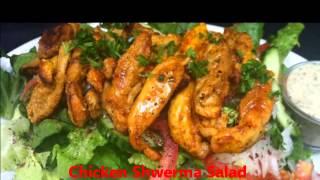 Mediterranean Organic  & Zabihah  Restaurant , In 815 F Street San Diego  Downtown