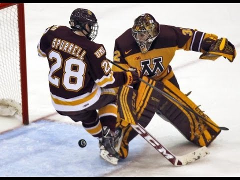 Minnesota Golden Gophers vs. University of Minnesota-Duluth Bulldogs
