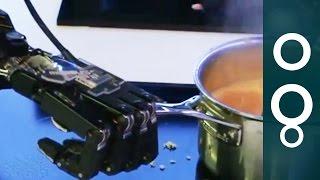 Bon Appetit! Robotic Chef At Your Service - Hi-Tech