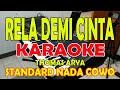 RELA DEMI CINTA [THOMAS ARYA] STANDARD VOCAL COWO B=DO