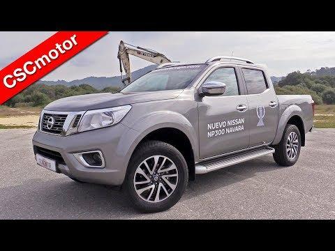 Nissan Navara / Frontier - 2017 | Revisión en profundidad y encendido